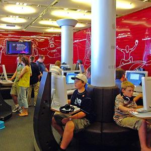 Интернет-кафе Медногорска