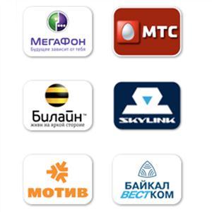 Операторы сотовой связи Медногорска