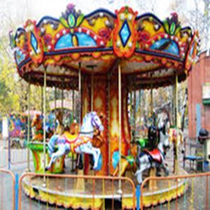 Парки культуры и отдыха Медногорска
