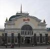 Железнодорожные вокзалы в Медногорске