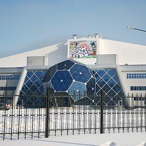 Спортивные комплексы Медногорска