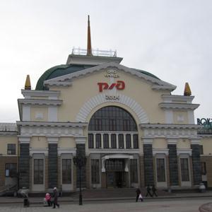 Железнодорожные вокзалы Медногорска